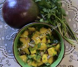 Mango Tango Salad