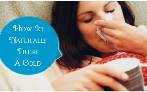 How To Naturally Treat a Cold